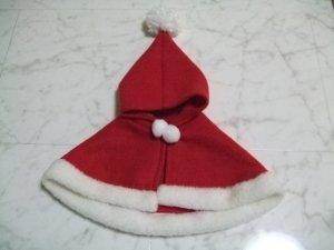 画像1: サンタマント