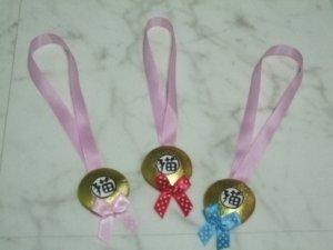 画像1: ネコリン金メダル